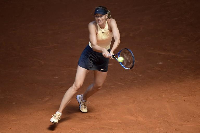 Maria Sharapova WTA