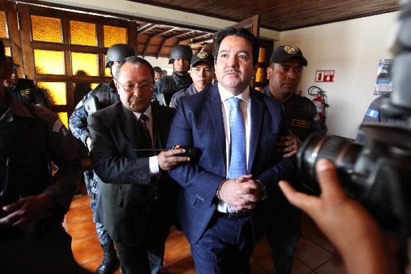 """Juan Ortíz conocido como """"Chamalé"""" extraditado a los Estados Unidos."""