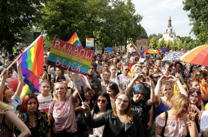orgullo gay en polonia