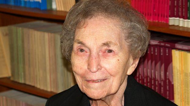 Anna Schwartz trabajó por más de 70 años en la Agencia Nacional de Investigación Económica de EE.UU. (Foto Guatevisión: David Shankbone)