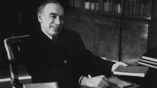 Robinson fue una de las discípulas del economista británico John Maynard Keynes. Algunos la llaman la madre de la teoría postkeynesiana. (Foto Guatevisión: Getty Images)