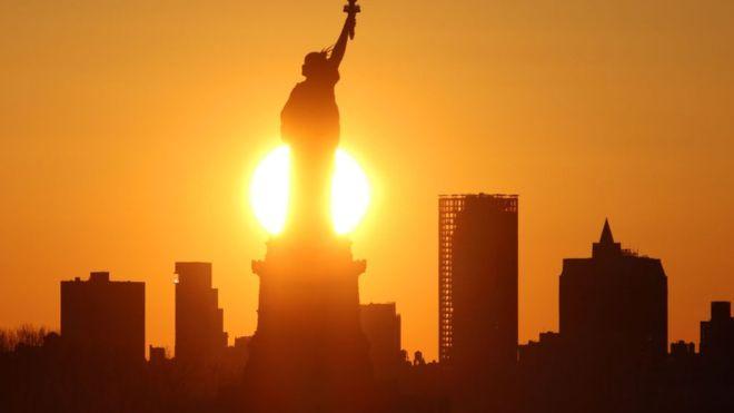 Nueva York ha sido la ciudad más afectada en el mundo por el Coronavirus. (Foto Guatevisión: Getty Images)