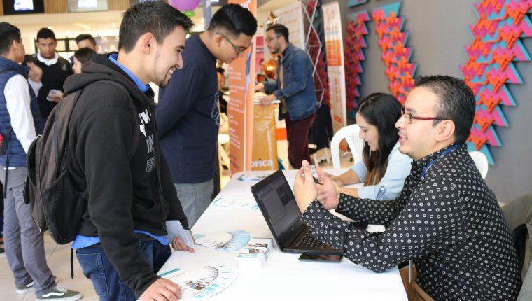 Feria de empleo virtual