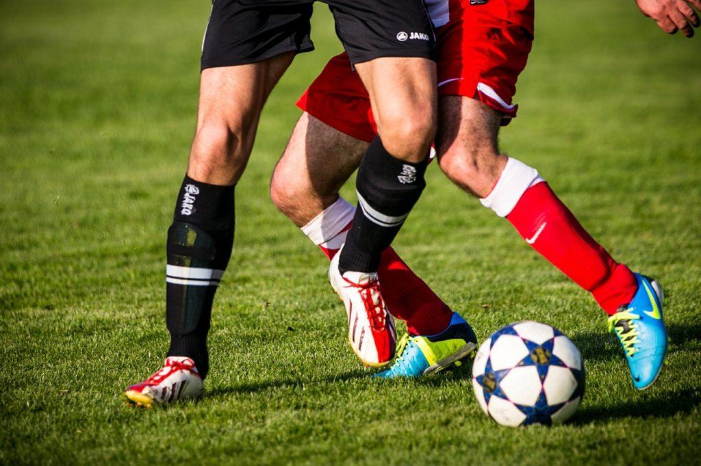 Fútbol pie derecho supersticiones