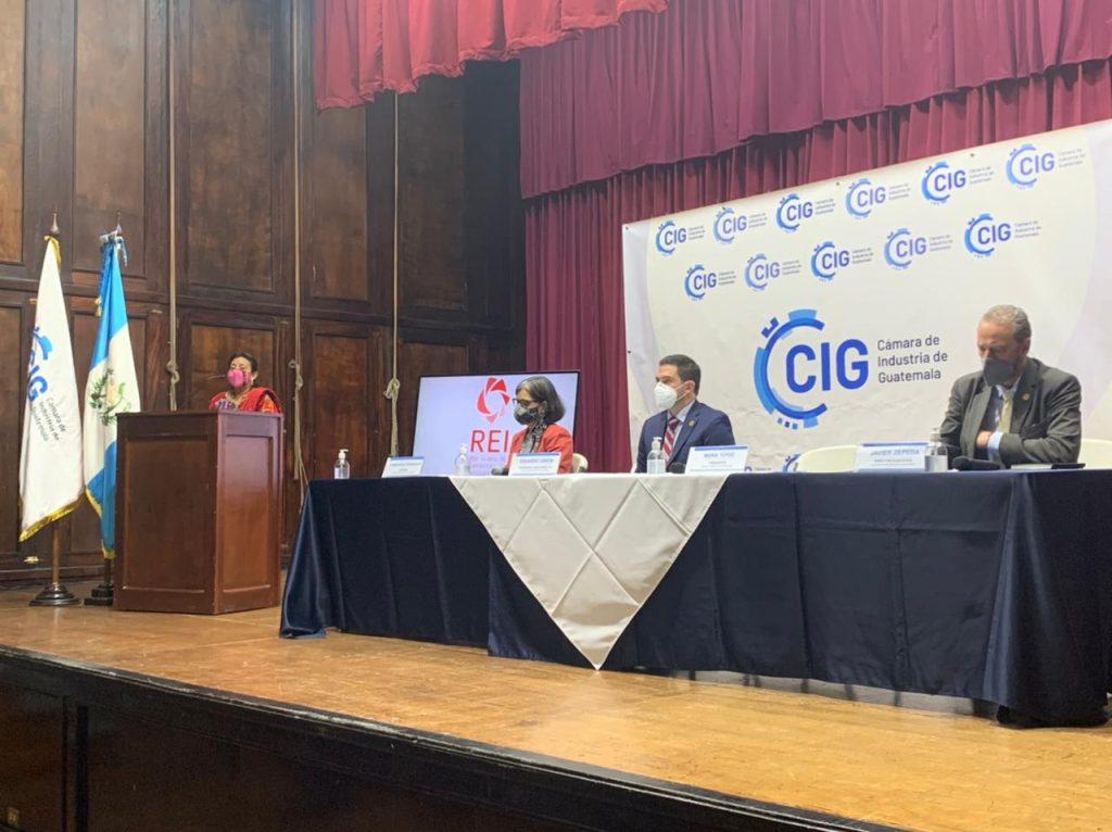 Convenio CIG y REI