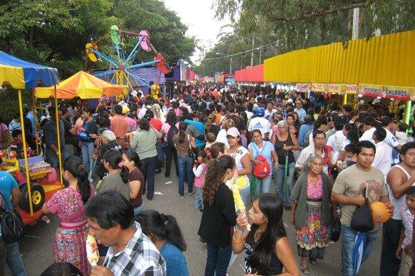 Fiestas agostinas